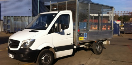 New rapid response service in waste management for London