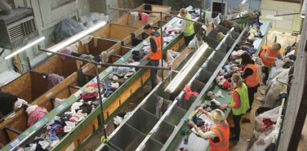 An eye on the markets: Textile crowding