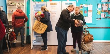 Hubbub to expand UK's Community Fridge Network