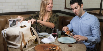 Brits waste £4 billion a year on unfinished food when dining out
