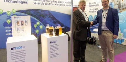 Ecosurety and Recycling Technologies announce deal to roll out new plastic waste technology