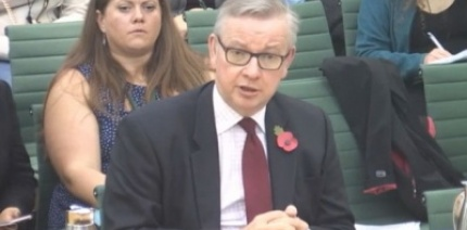 Gove fails to deny opposition to EU recycling targets