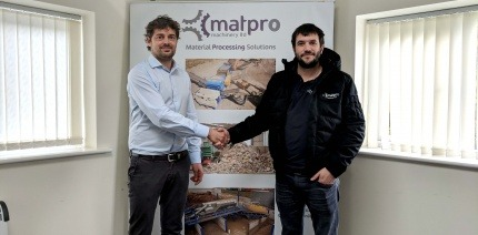 Matpro wins exclusive distribution rights to Ecostar machinery