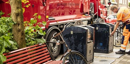 How will cities guarantee a smart future for waste collections?