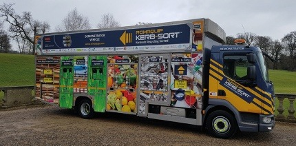 Romaquip's Kerb-Sort offers quality product and operational efficiencies to councils