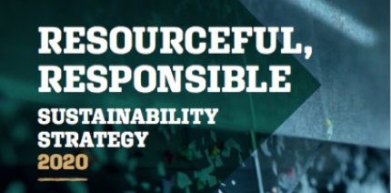 A screenshot from Biffa's sustainability strategy