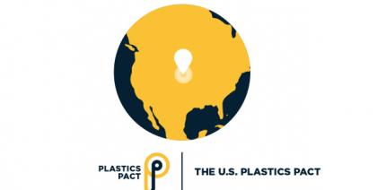 US Plastics Pact logo