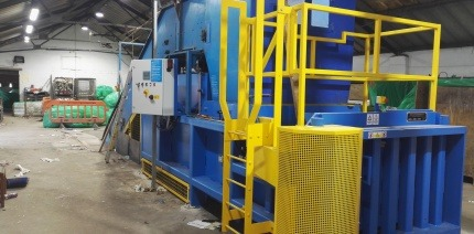 Alderney renews baler investment with Middleton to drive recycling efficiency
