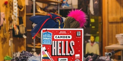 Camden Brewery's limited edition Hells lager