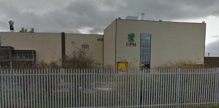 Man killed in UPM Shotton paper mill collision