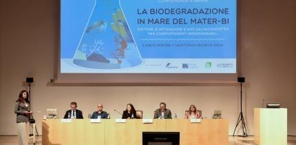 Novamont's Mater-Bi bioplastic confirmed as fully marine biodegradable