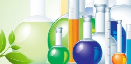 An image of biochemicals