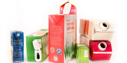Cartons now collected by 92 per cent of councils