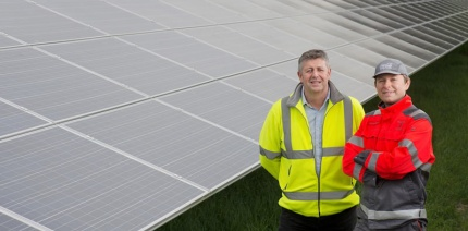 Coca-Cola commits to renewable energy in UK operations
