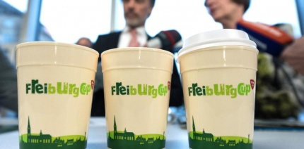 German city trials reusable coffee cup scheme