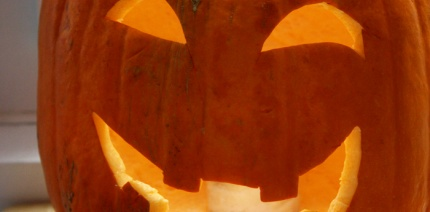 Recycle for Wales halloween waste reduction tips