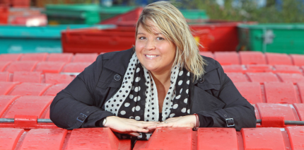 Emma Elston, CEO of UKCM.
