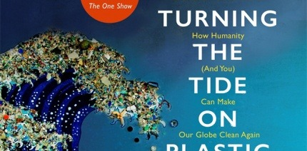 Cover of 'Turning the Tide on Plastic' by Lucy Siegle