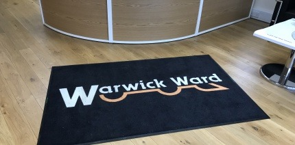 Warwick Ward's new offices
