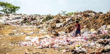 Plastic waste in the environment