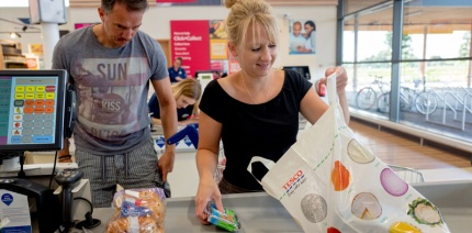 Tesco to completely replace single-use bags with 10p 'Bags for Life'