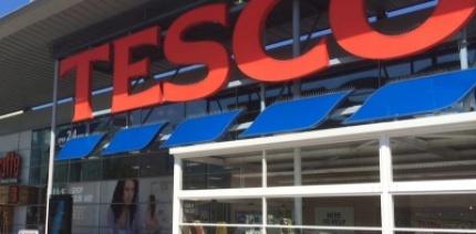 Tesco ranked top supermarket for food waste prevention