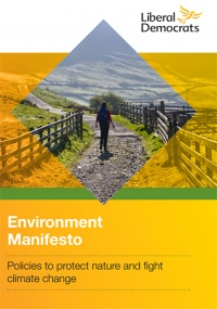 Liberal Democrat Election Manifesto
