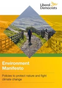 Liberal Democrat Election Manifesto