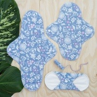 ImseVimse cloth pads and tampons