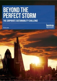 IEMA says business must become sustainable to survive
