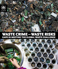 Majority of e-waste is illegally traded