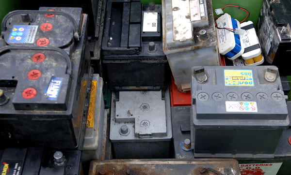 British battery recycling firm among three fined by European Union for forming cartel